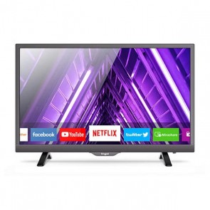 "Smart TV Engel LE2481SM 24"" HD Ready LED WiFi Nero"