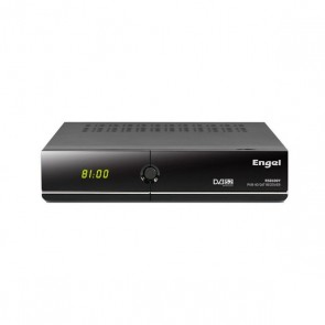 Ricevitore Satellitare Engel RS8100Y HD PVR Nero