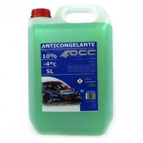 Antigelo OCC3536 10% Verde (5 L)