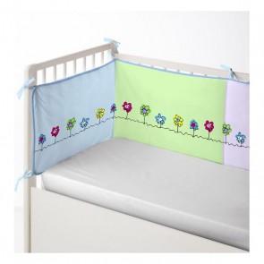 Protezione per presepe Cool Kids Patch Garden (60 x 60 x 60 + 40 cm)