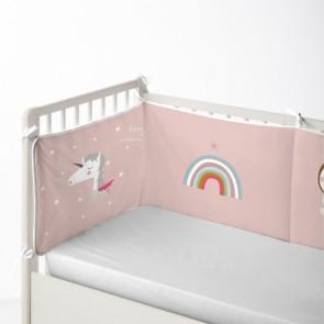 Protezione per presepe Haciendo el Indio Unicorn (60 x 60 x 60 + 40 cm)