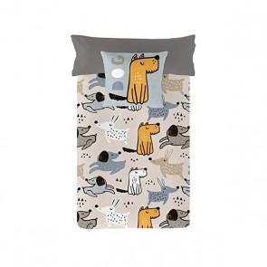 Copripiumino Costura Dogs (Letto da 90)