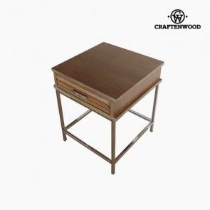 Comodino Tec (45 x 45 x 55 cm) by Craftenwood
