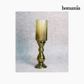 Vaso (13 x 13 x 48 cm) - Pure Crystal Deco Collezione by Homania