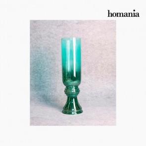 Vaso Geam (15 x 15 x 52 cm) - Pure Crystal Deco Collezione by Homania