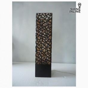 Lampada da Tavolo (16 x 16 x 63 cm) by Shine Inline