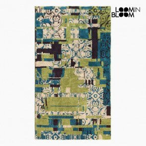 Tappeto Azzurro (150 x 80 x 3 cm) - Sweet Home Collezione by Loom In Bloom
