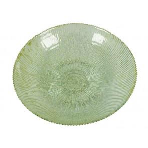 Centrotavola in Vetro Riciclato Verde - Crystal Colours Deco Collezione