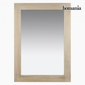 Specchio Natural (75 x 6 x 106 cm) by Homania