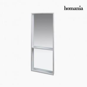 Specchio Bianco (62 x 9 x 152 cm) by Homania