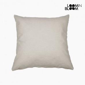 Cuscino (45 x 45 x 10 cm) Cotone e poliestere Beige