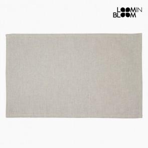 Tovaglia Beige (13 x 20 x 0,5 cm) by Loom In Bloom