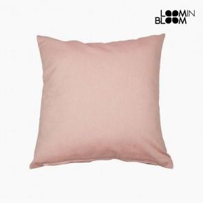 Cuscino Panama (45 x 45 x 10 cm) Cotone e poliestere Rosa