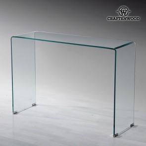 Ingresso (110 x 35 x 75 cm) Vetro curvo