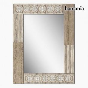 Specchio Legno di  paulownia (65 X 2 x 85 cm)