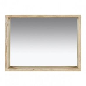 Specchio Natural Wood (60 x 8 x 80 cm)