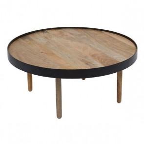 Tavolino da Caffè (72 x 72 x 31 cm) Legno di mango