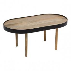 Tavolino da Caffè (82 x 46 x 37 cm) Legno di mango