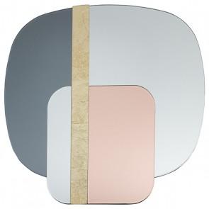 Specchio Double (60 x 4 x 60 cm)