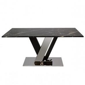 Tavolo da Pranzo Marmo (160 X 90 x 76 cm)