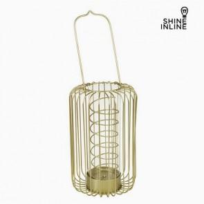 Lanterna Forjare Portacandele Geam - Art & Metal Collezione by Shine Inline