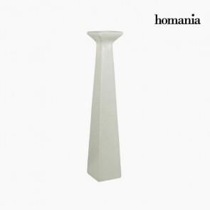 Candelabro Ceramică (11 x 11 x 45 cm) by Homania