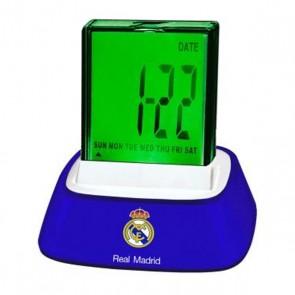 Orologio Sveglia Real Madrid C.F. Luce Suono