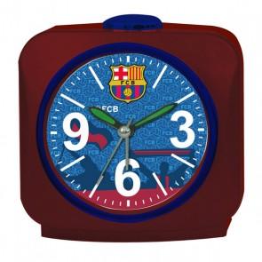 Orologio Sveglia F.C. Barcelona Rosso granato