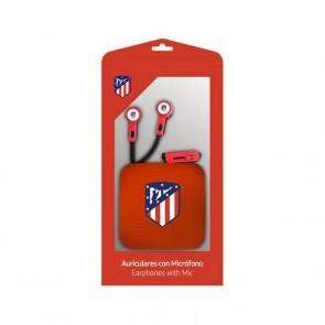Auricolari Atlético Madrid Rosso