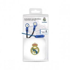 Auricolari Real Madrid C.F. Azzurro