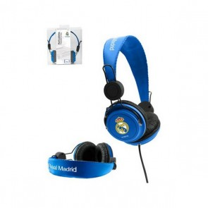 Cuffie Real Madrid C.F. Azzurro