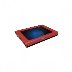 "approx APPNBC06R Refrigeratore laptop 15.4"" Rosso"