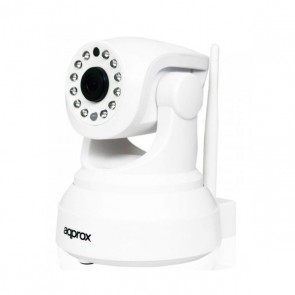 Fotocamera IP approx! APPIP02P2PV2 WIFI Bianco