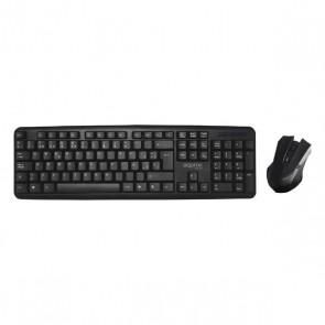 Tastiera e Mouse approx! appMX230 Nero