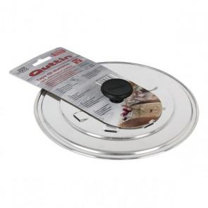Coperchio per Padella con Valvola per disperdere il vapore Quttin Alluminio