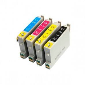 Cartuccia d'inchiostro compatibile Inkoem T55