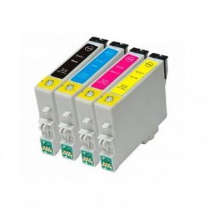 Cartuccia d'inchiostro compatibile Inkoem T611