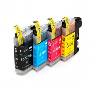 Cartuccia d'inchiostro compatibile Inkoem LC125