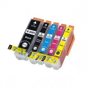 Cartuccia d'inchiostro compatibile Inkoem T336