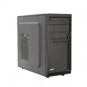 PC da Tavolo iggual PSIPCH401 i3-8100 4 GB RAM 1 TB HDD Nero