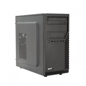 PC da Tavolo iggual PSIPCH403 i5-8400 8 GB RAM 1 TB HDD Nero