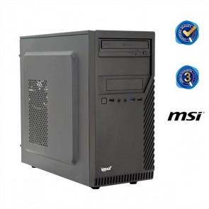 PC da Tavolo iggual PSIPCH40 i7-8700 8 GB RAM Nero