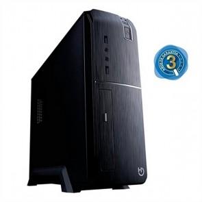 PC da Tavolo iggual PSIPC334 i3-8100 8 GB RAM 240 GB SSD Nero
