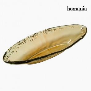 Centrotavola in Vetro Riciclato - Crystal Colours Deco Collezione by Homania