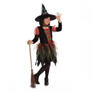 Costume per Bambini Strega (Taglia 10-12 anni)
