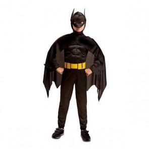 Costume per Bambini Blackman (Taglia 10-12 anni)
