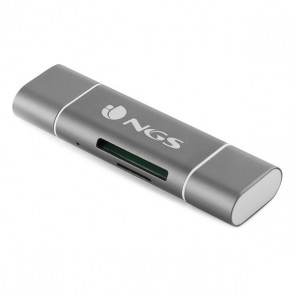 Lettore di Schede Esterno NGS Ally Reader USB-C