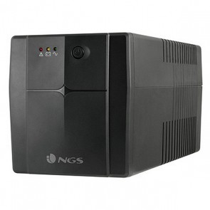 SAI Off Line NGS FORTRESS1500V2 UPS 720W Nero