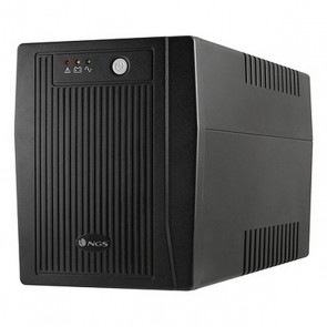 SAI Off Line NGS FORTRESS2000V2 UPS 900W Nero