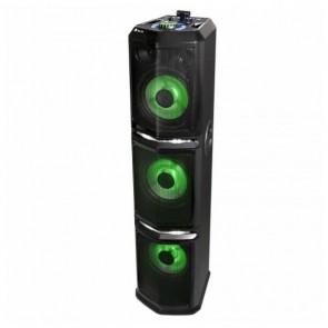 Altoparlante a Colonna Bluetooth NGS WILDTRAP-3 Bluetooth 600W Nero